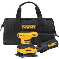 DEWALT - 14 Sheet Palm Grip Sander Kit - D26441K