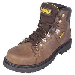 DEWALT - 2x6 II Heavy Duty 6 Steel Toe Work Boot  Brown Wide - D66002W