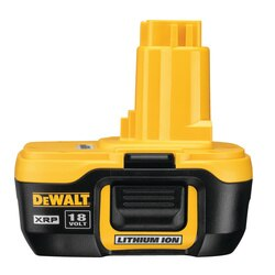 DEWALT - 18V XRP LiIon Battery - DC9182