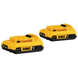 DEWALT - 20V MAX Compact Lithium Ion 2Pack - DCB203-2