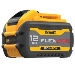 DEWALT - 20V60V MAX FLEXVOLT 12 Ah Battery - DCB612