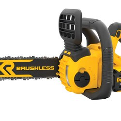 DEWALT - 20V MAX XR Compact 12 in Cordless Chainsaw Tool Only - DCCS620B