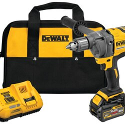 DEWALT - 60V MAX MIXERDRILL KIT WITH ECLUTCH SYSTEM - DCD130T1