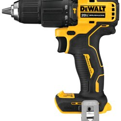 DEWALT - ATOMIC 20V MAX Brushless Compact Cordless 12 in Hammer DrillDriver Tool Only - DCD709B