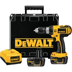 DEWALT - 18V 12 13mm Cordless Compact LiIon Hammerdrill Kit - DCD775KL