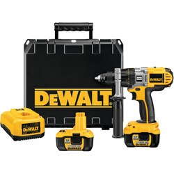 DEWALT - 12 13mm 18V Cordless XRP Lilon DrillDriver Kit - DCD960KL