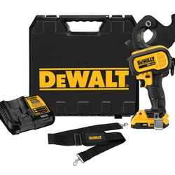 DEWALT - 20V MAX Cordless ACSR Cable Cutting Tool Kit - DCE155D1