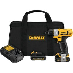 DEWALT - 12V MAX 14 Screwdriver Kit - DCF610S2