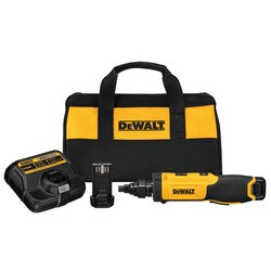 DEWALT - 8V MAX Gyroscopic Screwdriver With Conduit Reamer - DCF681N2