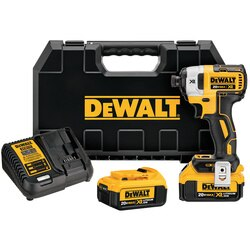 DEWALT - 20V MAX XR 14 IN 3Speed Impact Driver Kit 40Ah - DCF887M2