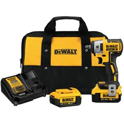 DEWALT - 20V MAX XR 38 Compact Impact Wrench Kit 40 Ah - DCF890M2