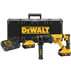 DEWALT - 20V MAX 118 in Brushless Cordless SDS PLUS DHandle Rotary Hammer Kit - DCH263R2
