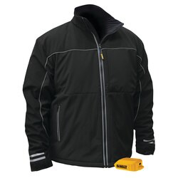 DEWALT - Lightweight SoftShell Heated Jacket Jacket Only - DCHJ072B