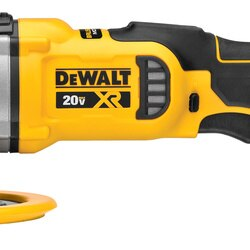 DEWALT - 20V MAX XR 7 in Cordless VariableSpeed Rotary Polisher Tool Only - DCM849B