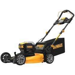 DEWALT - 2X20V MAX 2112 in Brushless Cordless Push Mower - DCMWP233U2