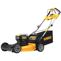 DEWALT - 2X20V MAX 2112 in Brushless Cordless FWD SelfPropelled Lawn Mower - DCMWSP244U2