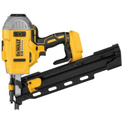 DEWALT - 20V MAX 21  Plastic Collated Cordless Framing Nailer - DCN21PLB