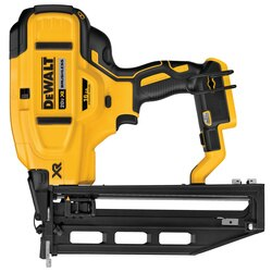 DEWALT - 20V MAX XR 16 GA Cordless Straight Finish Nailer Tool Only - DCN662B