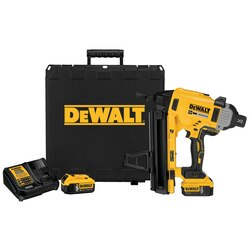 DEWALT - 20V MAX XR Cordless Concrete Nailer Kit - DCN890P2