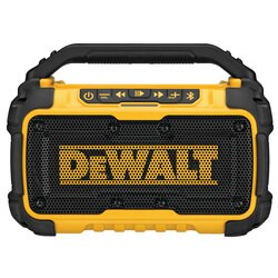 DEWALT - 12V20V MAX Jobsite Bluetooth Speaker - DCR010