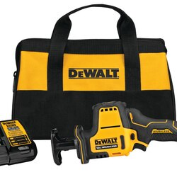DEWALT - XTREME 12V MAX Brushless OneHanded Cordless Reciprocating Saw Kit - DCS312G1