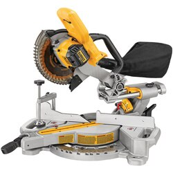 DEWALT - 20V MAX 7 14 Sliding Miter Saw Tool Only - DCS361B