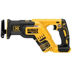 DEWALT - 20V MAX XR Brushless Compact Reciprocating Saw Tool Only - DCS367B