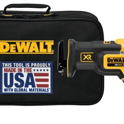 DEWALT - 20V MAX XR Brushless Cordless Compact Reciprocating Saw Kit 30 AH - DCS367L1