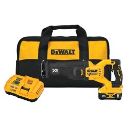 DEWALT - 20V MAX XR BRUSHLESS RECIPROCATING SAW WITH POWER DETECT Tool Technology Kit - DCS368W1