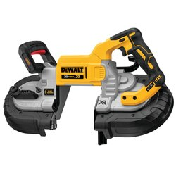 DEWALT - 20V MAX 5 Dual Switch Band Saw Tool Only - DCS376B