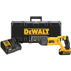 DEWALT - 20V MAX Cordless Reciprocating Saw Kit - DCS380P1