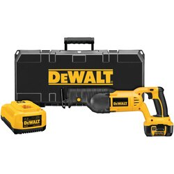 DEWALT - 18V Cordless Reciprocating Saw Kit - DCS385L