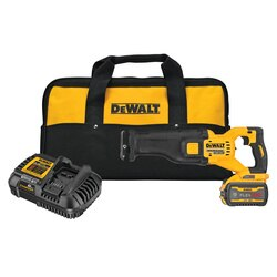 DEWALT - FLEXVOLT 60V MAX Brushless Cordless Reciprocating Saw Kit - DCS389X1