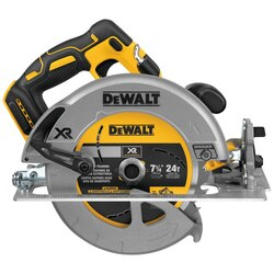 DEWALT - 20V MAX 714 CORDLESS CIRCULAR SAW   TOOL ONLY - DCS570B