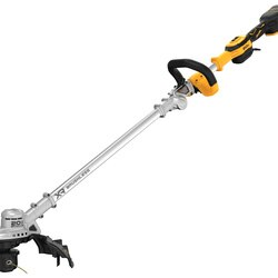 DEWALT - 20V MAX 14 in Folding String Trimmer Tool Only - DCST922B