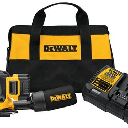 DEWALT - 20V MAX XR Cordless 14 Sheet Variable Speed Sander Kit 50 Ah Battery - DCW200P1