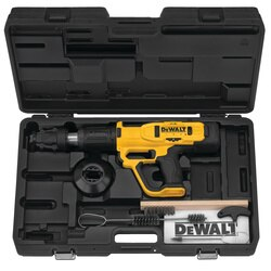 DEWALT - FullyAutomatic 27 Caliber PowderActuated Tool Magazine and Single Shot Kit - DFD270MK