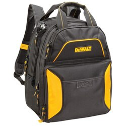 DEWALT - 33Pocket Lighted USB Charging Tool Backpack - DGCL33