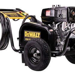 DEWALT - Pressure Washer 4200 PSI  40 GPM Belt Drive Model - DH4240B