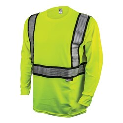 DEWALT - ANSI1072010 Class 2 FR Shirt Long Sleeve - DST921