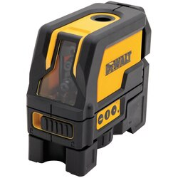 DEWALT - CROSS LINE AND PLUMB SPOTS LASER - DW0822