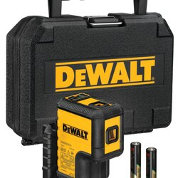 DEWALT - Green 3 Spot Laser Level - DW08302CG