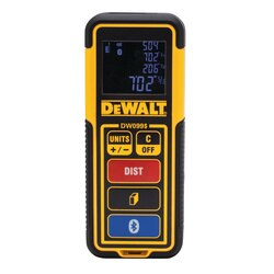 DEWALT - Tool Connect 100 ft Laser Distance Measurer - DW099S