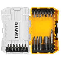 DEWALT - 21 Pc Screwdriving Set with Tough Case - DW2161