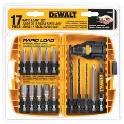 DEWALT - 17 Pc RAPID LOAD Set - DW2502