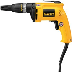 DEWALT - 4000 rpm Lightweight VSR Drywall Screwgun - DW252
