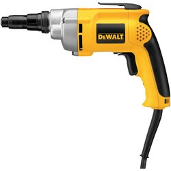 DEWALT - 2500 rpm VSR VERSACLUTCH Screwgun - DW268
