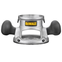 DEWALT - Fixed Base for DW616618 Routers - DW6184