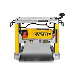 DEWALT - 1212 Thickness Planer with Three Knife CutterHead - DW734