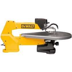 DEWALT - 20 in VariableSpeed Scroll Saw - DW788